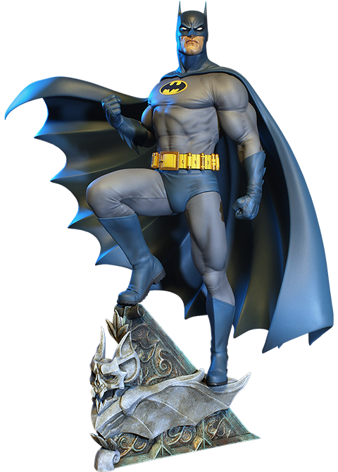 Tweeterhead Super Powers Batman Maquette