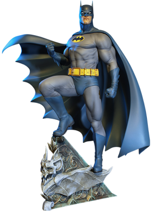 Super Powers Batman Maquette