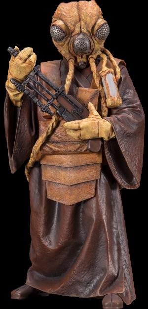 Zuckuss Statue