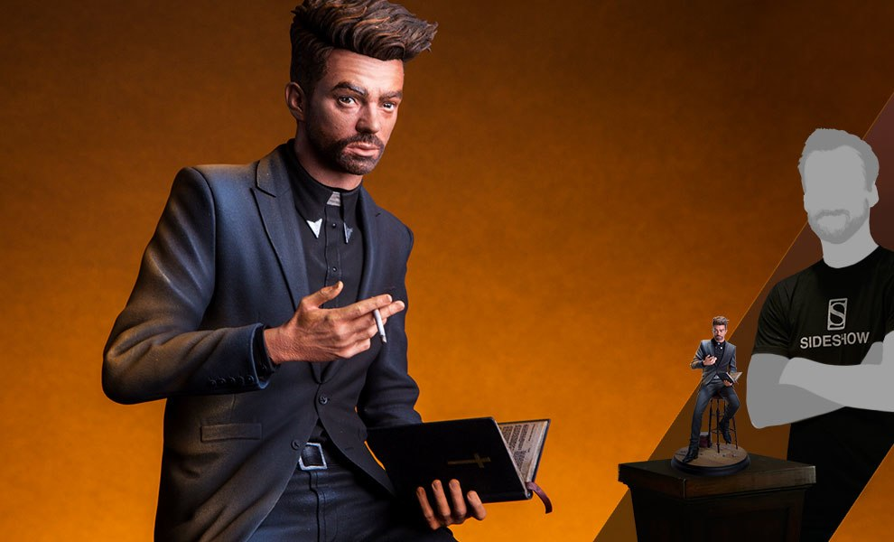 Gallery Feature Image of Jesse Custer Statue - Click to open image gallery