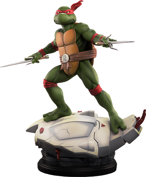 Pop Culture Shock Raphael Statue