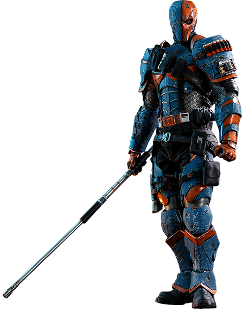 Hot Toys Deathstroke Sixth Scale Figure