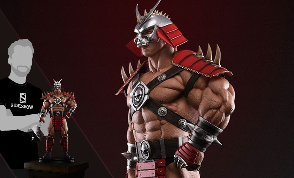 Gallery Feature Image of Shao Kahn Statue - Click to open image gallery