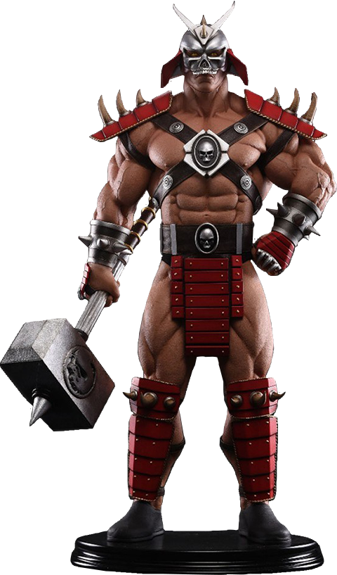 PCS Collectibles Shao Kahn Statue