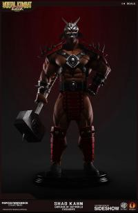 Gallery Image of Shao Kahn Emperor of Outworld Statue