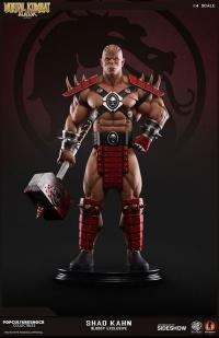 Gallery Image of Shao Kahn Bloody Hammer Statue