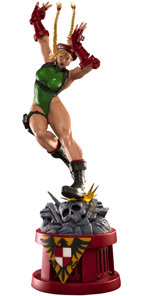 PCS Collectibles Cammy Statue