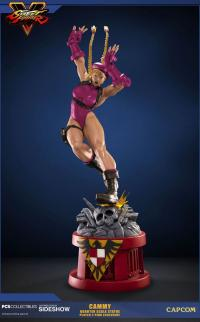 Gallery Image of Cammy Player 2 Pink Statue