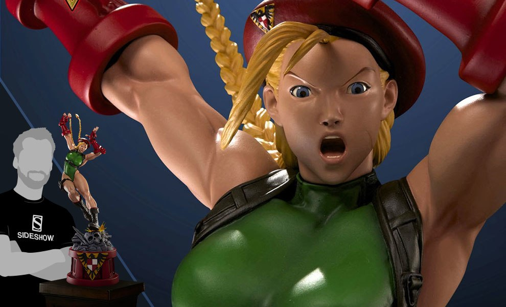 Gallery Feature Image of Cammy Statue - Click to open image gallery