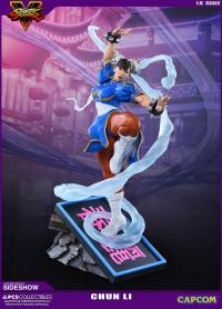 Gallery Image of Chun-Li V-Trigger Statue