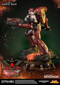 Gallery Image of Space Marine Blood Ravens Deluxe Version Statue