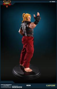 Gallery Image of Ken Masters Statue