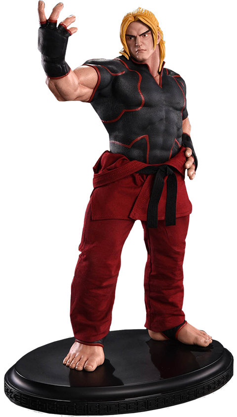 PCS Collectibles Ken Masters Statue