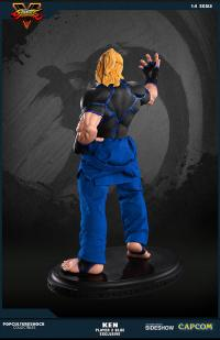 Gallery Image of Ken Masters Player 2 Blue Statue