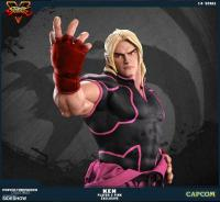 Gallery Image of Ken Masters Player 2 Pink Statue
