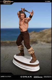 Gallery Image of Conan the Barbarian Crom Set Collectible Set