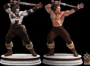 Conan the Barbarian Crom Set Collectible Set