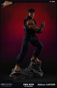 Gallery Image of Ryu Evil Ryu Statue