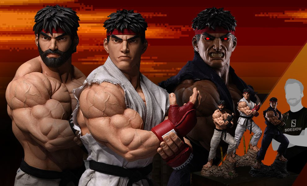 Gallery Feature Image of Ryu Evolution Collectible Set - Click to open image gallery