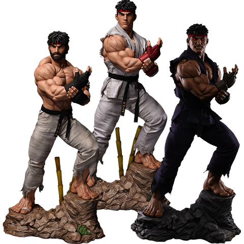 PCS Ryu Evolution Collectible Set