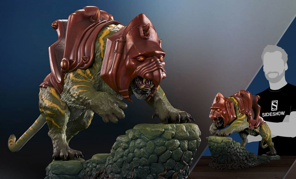 Gallery Feature Image of Battlecat Statue - Click to open image gallery