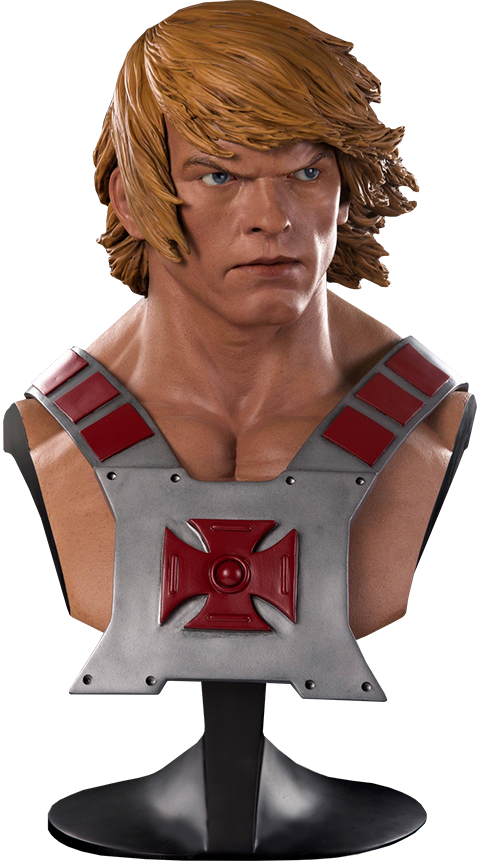 PCS Collectibles He-Man Life-Size Bust
