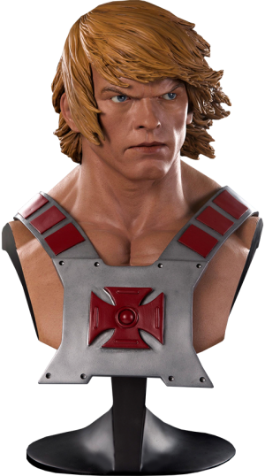 He-Man Life-Size Bust