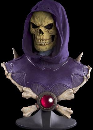 Skeletor Life-Size Bust