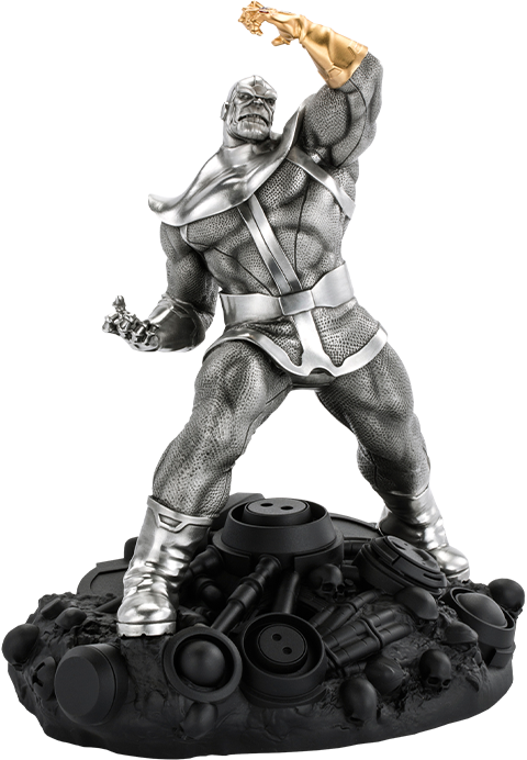 Royal Selangor Thanos Figurine Pewter Collectible