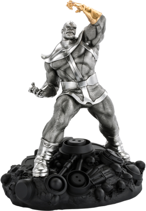 Thanos Figurine Pewter Collectible