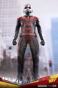 Gallery Image of Ant-Man Sixth Scale Figure