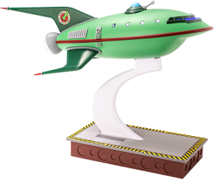 Planet Express Ship Scaled Replica