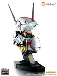 Gallery Image of Valkyrie VF-1J Mechanical Bust Statue
