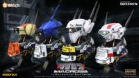 Gallery Image of Valkyrie VF-1A Max Mechanical Bust Statue
