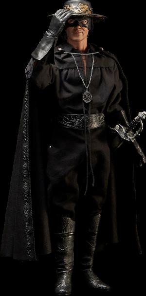Zorro Sixth Scale Figure