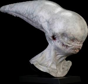 Neomorph Life-Size Head Prop Replica
