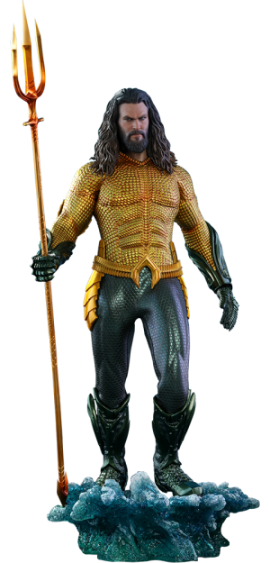 DC Comics Aquaman Sixth Scale Figure by Hot Toys