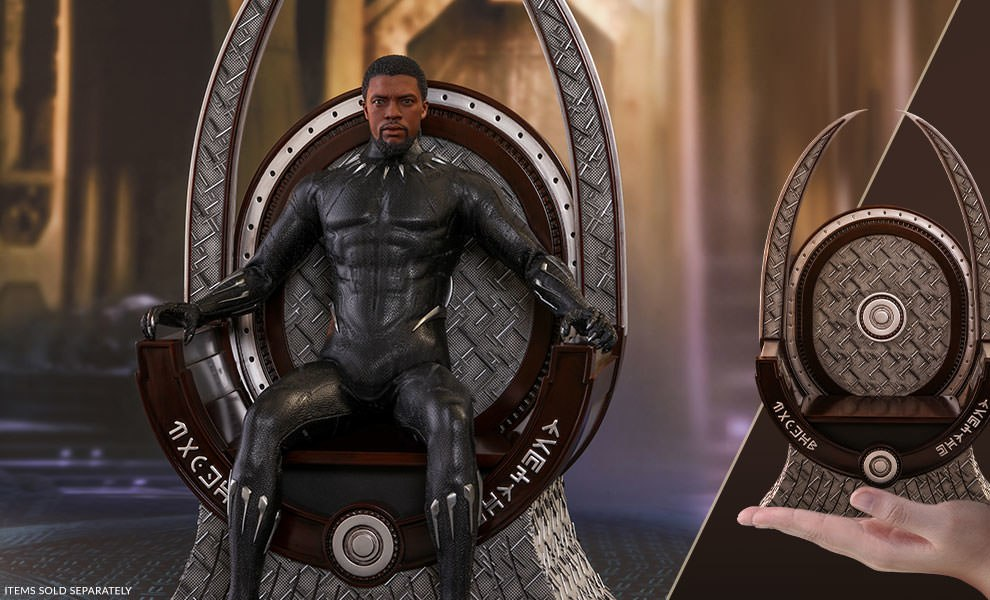 Gallery Feature Image of Wakanda Throne Sixth Scale Figure Accessory - Click to open image gallery