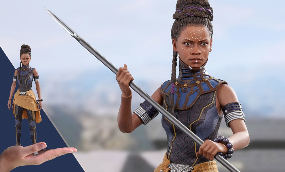 Gallery Feature Image of Shuri Sixth Scale Figure - Click to open image gallery