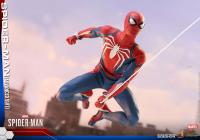 Gallery Image of Spider-Man Advanced Suit Sixth Scale Figure