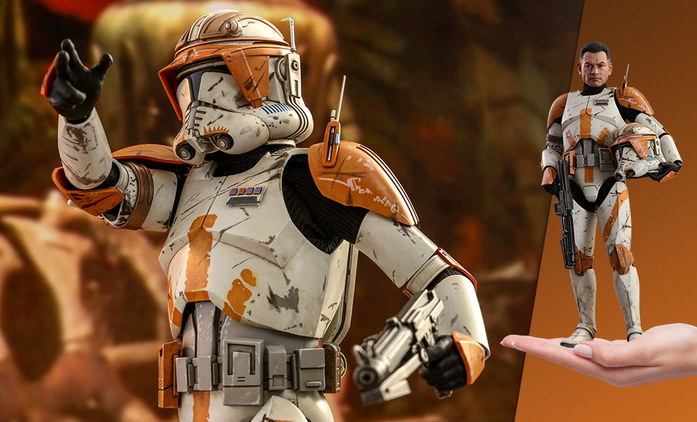 Gallery Feature Image of Commander Cody Sixth Scale Figure - Click to open image gallery