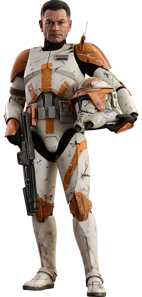 Hot Toys Commander Cody Sixth Scale Figure