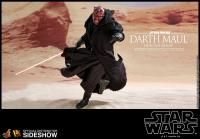 Gallery Image of Darth Maul with Sith Speeder Sixth Scale Figure