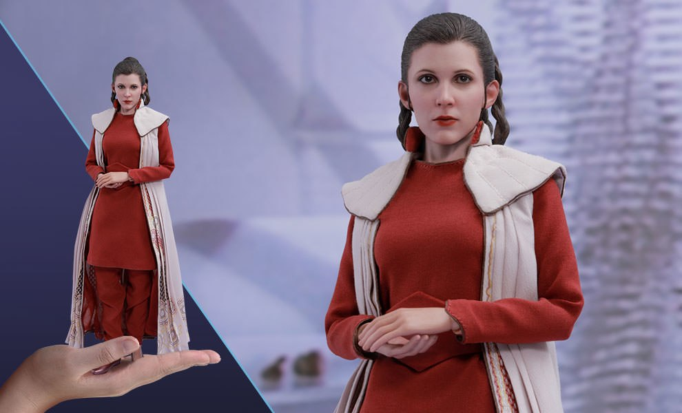 Gallery Feature Image of Princess Leia Bespin Sixth Scale Figure - Click to open image gallery