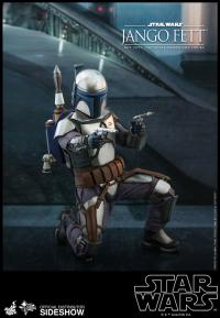 Gallery Image of Jango Fett Sixth Scale Figure