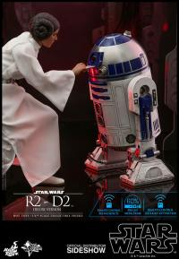 Gallery Image of R2-D2 Deluxe Version Sixth Scale Figure