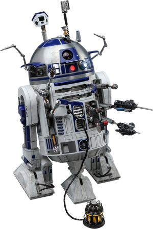 R2-D2 Deluxe Version Sixth Scale Figure