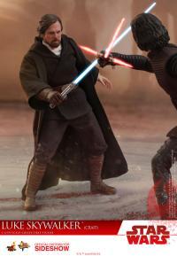 Gallery Image of Luke Skywalker Crait Sixth Scale Figure