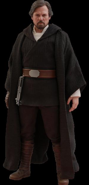 Luke Skywalker Crait Sixth Scale Figure
