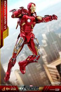 Gallery Image of Iron Man Mark VII Sixth Scale Figure